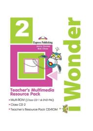 I-wonder 2(pal) T's Multimedia Resource Pack(set Of 3) (international)