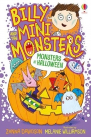Billy and the Mini Monsters - Monsters at Halloween