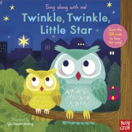 Sing Along With Me! Twinkle Twinkle Little Star (Board Book – Reissue)