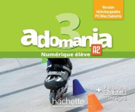 Français langue étrangère Adomania 3 - Manuel numérique élève