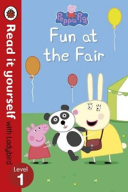 Peppa Pig: Fun At The Fair - Read It Yourself With Ladybird