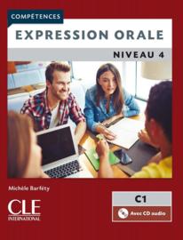 Expression orale 4 - Niveau C1- Livre + CD - 2ème édition