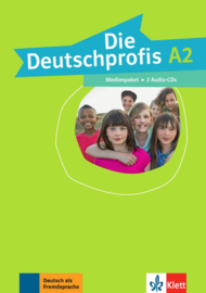 Die Deutschprofis A2 Multimediapakket (2 Audio-CDs)
