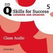 Q: Skills For Success Level 5 Listening & Speaking Class Audio Cd (x4)