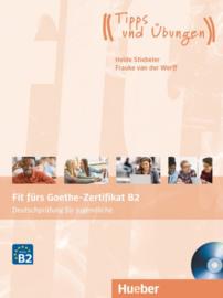 Fit fürs Goethe-Zertifikat B2 Oefenboek met Online Audio