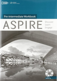 Aspire Pre-intermediate Workbook+audio Cd