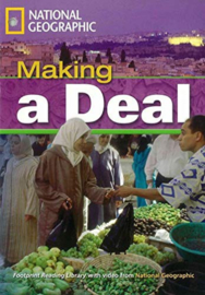 Footprint Reading Library 1300: Making A Deal Book With Multi-rom (x1)