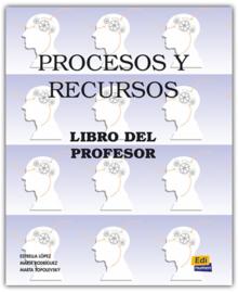 Procesos y recursos - Libro del profesor