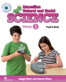 Macmillan Natural and Social Science Level 5 Pupil's Book