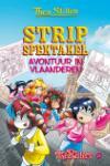 Stripspektakel - Avontuur in Vlaanderen (Thea Stilton)