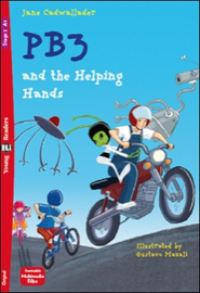 PB3 And The Helping Hands + Downloadable Multimedia