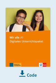 Wir alle A1, Digitales Unterrichtspaket