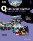 Q Skills For Success Level 4 Reading & Writing Student Book With Iq Online