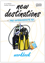 New Destinations Pre-intermediate Workbook