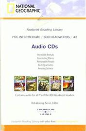 Footprint Reading Library 800 - Audio Cd (x1)