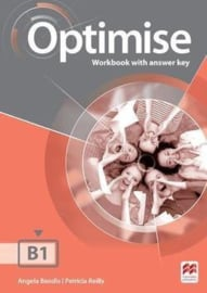 Optimise B1 Workbook with key