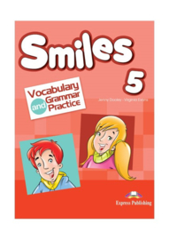 Smiles 5 Vocabulary & Grammar Practice (international)