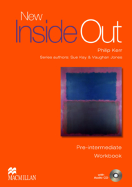 Inside Out New Pre-intermediate  Workbook (Without Key) & Audio CD Pack