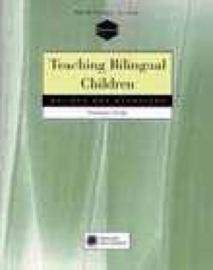 Methodology: Teaching Bilingual Children