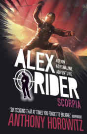 Scorpia 15th Anniversary Edition (Anthony Horowitz)