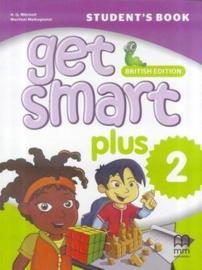 Get Smart Plus 2 Student's Book British Edition