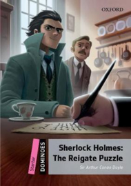 Dominoes Two Starter Sherlock Holmes: The Reigate Puzzle Mp3 Pack