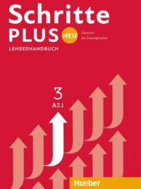 Schritte plus Neu 3 Lerarenboek