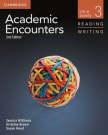 Academic Encounters Level 3 Student's Book Reading and Writing : Life in Society