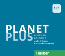 Planet Plus A2.1 2 Audio-CDs bij het Studentenboek 1 Audio-CD bij het Werkboek
