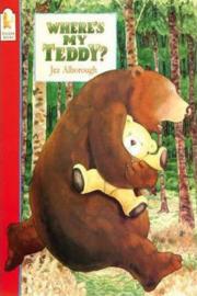 Where's My Teddy? Big Book (Jez Alborough)