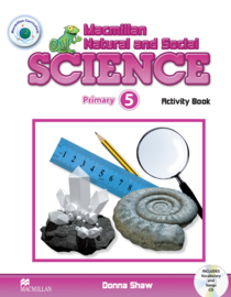 Macmillan Natural and Social Science Level 5 Activity Book Pack