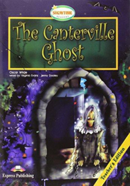 The Canterville Ghost T's Pack (with Audio Cd's & Dvd Pal/ntsc) & Cross-platform Application