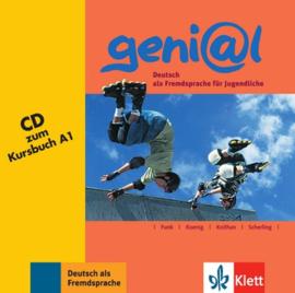 geni@l A1 Audio-CD bij het Studentenboek
