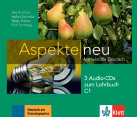 Aspekte neu C1 3 Audio-CDs bij het Lehrbuch
