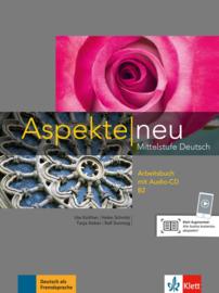 Aspekte neu B2 Werkboek met Audio-CD