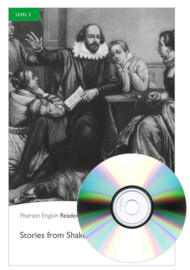 Stories from Shakespeare Book & CD Pack