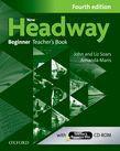 New Headway Beginner A1 Teacher's Book + Teacher's Resource Disc