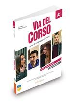 Via del Corso A2 TB + Audio CD (x2) + DVD