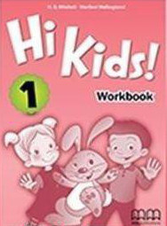 Hi Kids 1 W.b. British Edition