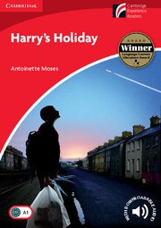 Harry's Holiday: Paperback