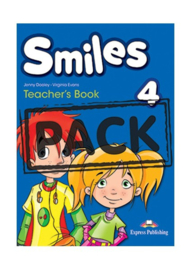 Smiles 4 Teacher's (with Let's Celebrate & Posters) (international)