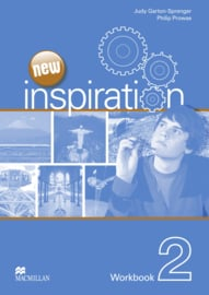 Inspiration New Edition Level 2 Workbook