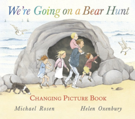 We're Going On A Bear Hunt Changing Picture Edition (Michael Rosen, Helen Oxenbury)