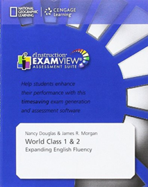 World Class 1 & 2 Examview Cd-rom