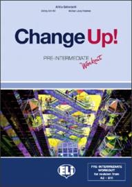 Change Up Intermediate - Wb + 2 Audio Cds