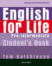 English For Life Pre-intermediate Student's Book