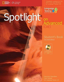 Spotlight On Advanced Student's Book, 2e + Dvd-rom (new Edition)