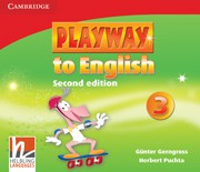 Playway to English Second edition Level3 Class Audio CDs (3)