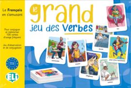 Le Grande Jeu Des Verbes - New Edition