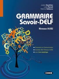 Grammaire savoir-DELF